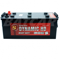Dynamic LKW Batterien
